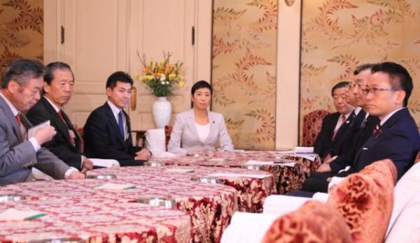 与野党国対委員長会談を開催 - ...
